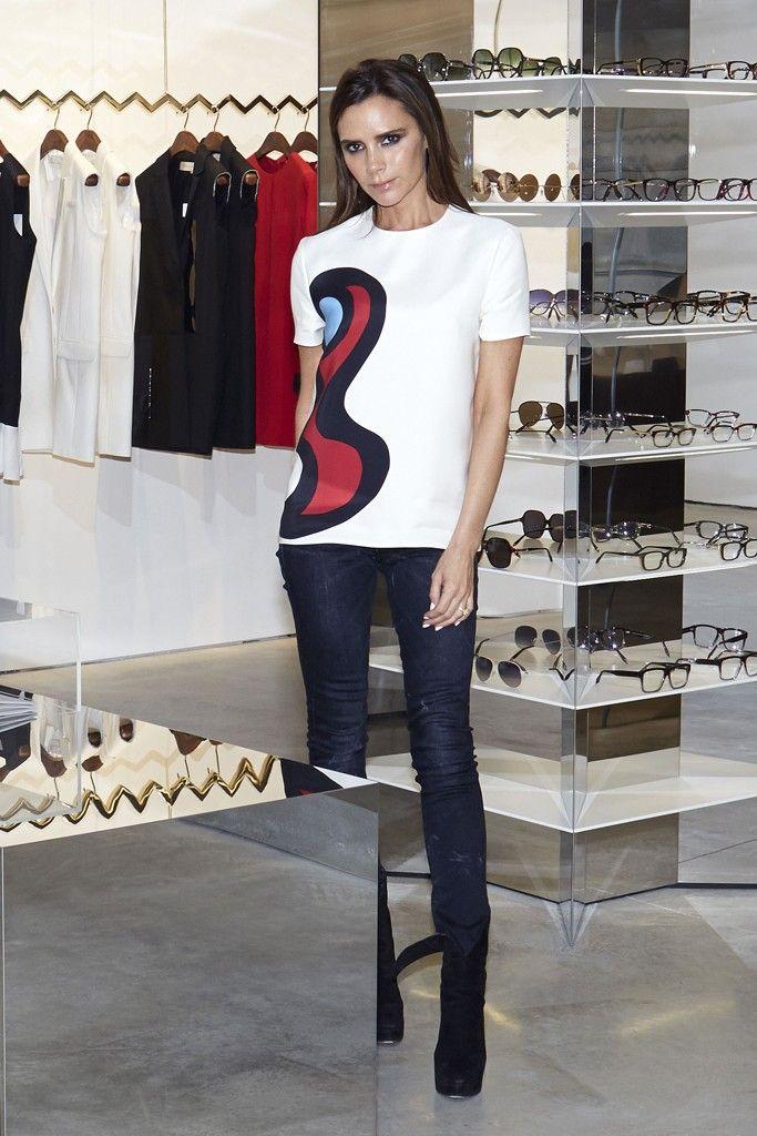 Victoria Beckham [Photo by Anna Bauer]