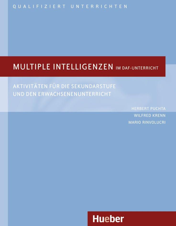Hueber | Shop/Katalog | Multiple Intelligenzen im DaF-Unterricht / Buch