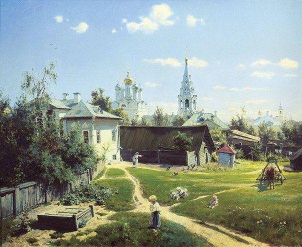 Василий Поленов (1844 - 1927)