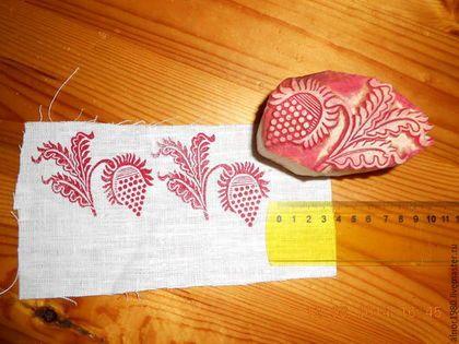 Купить Деревянный штамп - ручная набойка, хобби, деревянные штампы, штампы для творчества, штампы для раскрашивания