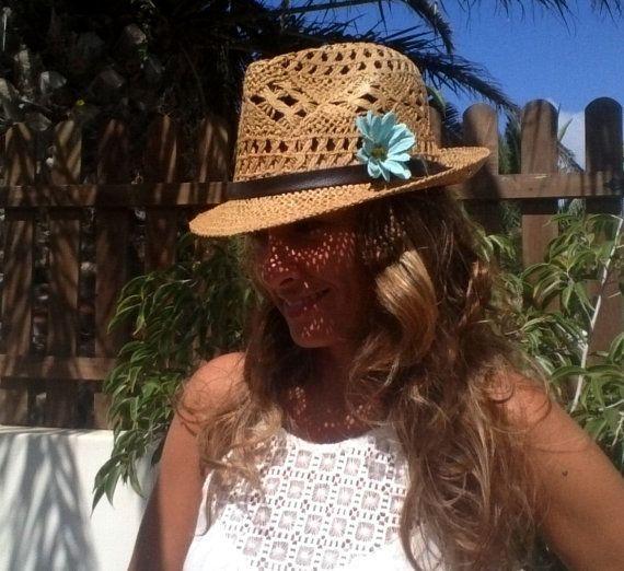3d5317bc92e066 Fedora hat hats for women Straw hat sun hats by designsbykekugi  #womenhatsforsummer