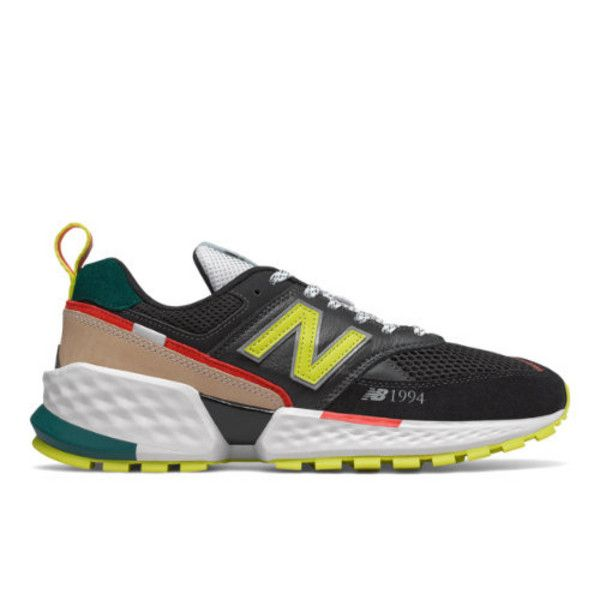 new balance giallo fluo
