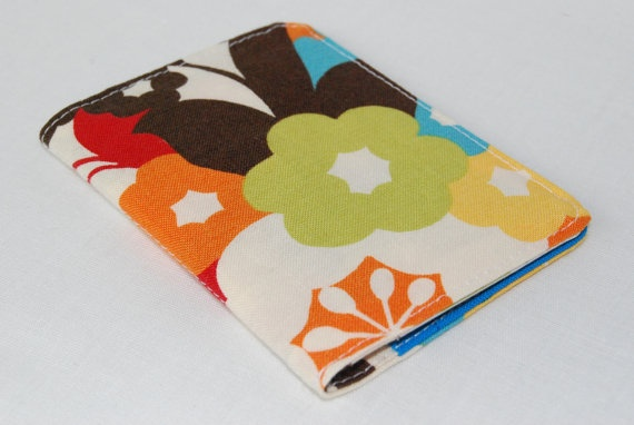 Card Holder Wallet Credit Card Case by PecanTreeCreations, $12.00