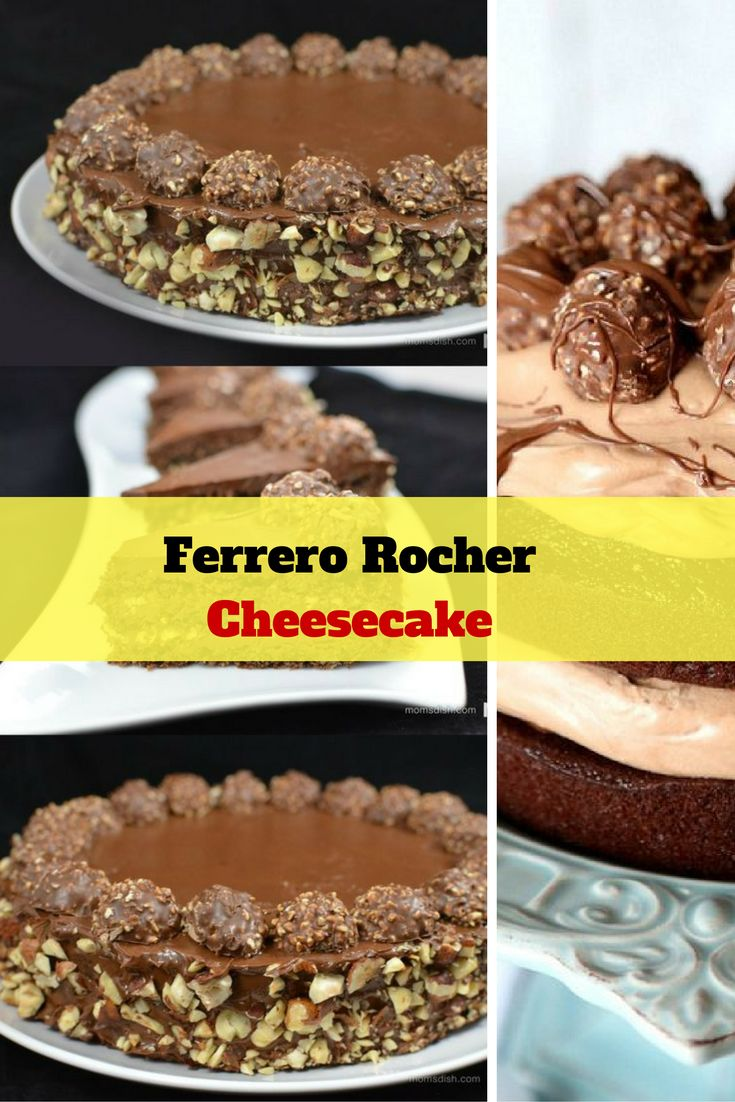 No Bake Nutella Cheesecake VIDEO TUTORIAL