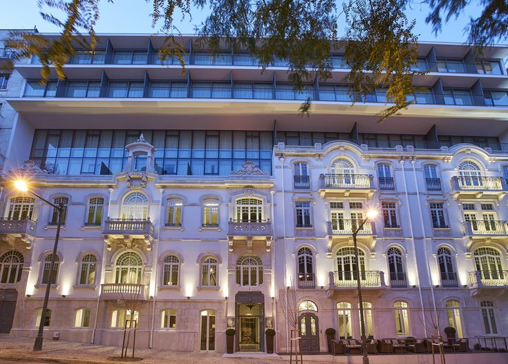 Porto Bay Liberdade Hotel Porto Bay Liberdade is Lisbon's newestfashionable hotel, a 5-starwithin Lisbon's chic Liberdadeneighborhood. Inaugurated less than a year ago, officially opened on the 23rd of April 2015. Resulting from a 32 million euro reconversion project, the Porto Bay hotel joins 3 heritage buildings, ...