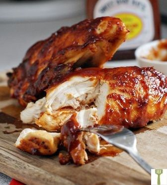 how to cook bone in chicken in the oven