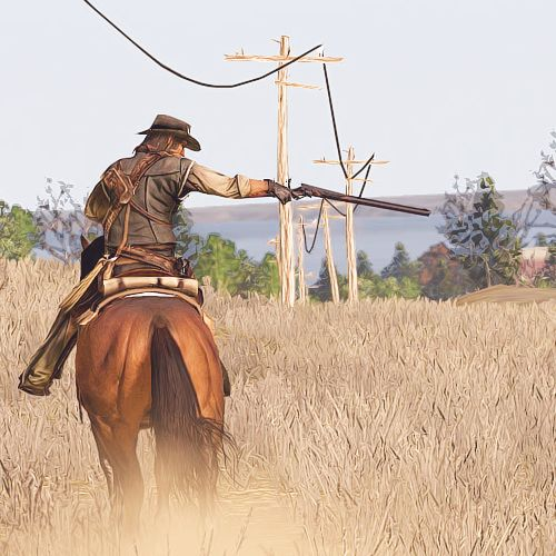 Red Dead Redemption: le western tient son blockbuster vidéoludique. Merci Rockstar !