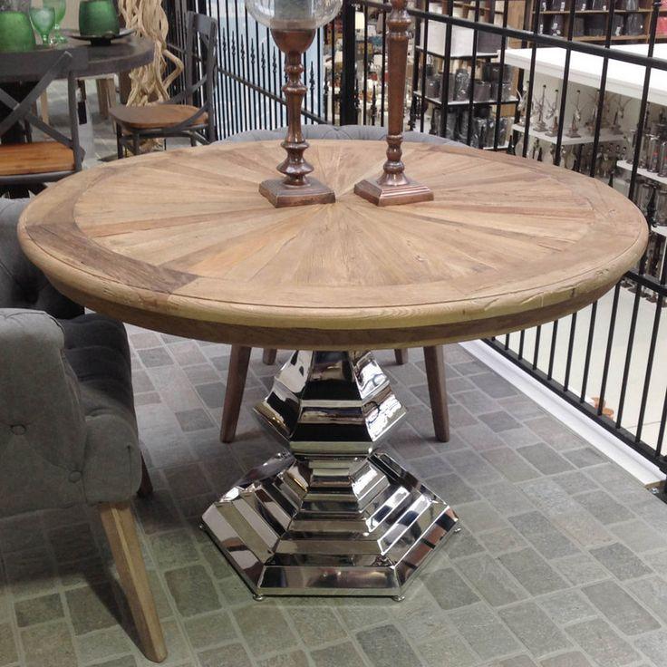Esstisch rund landhaus  28 best Tische, Esstische, Couchtische, Beistelltische images on ...