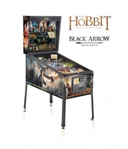 The Hobbit Black Arrow Edition Pinball Machine