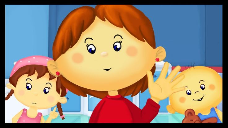 Comptine pour enfants : Je me lave les mains (+playlist)