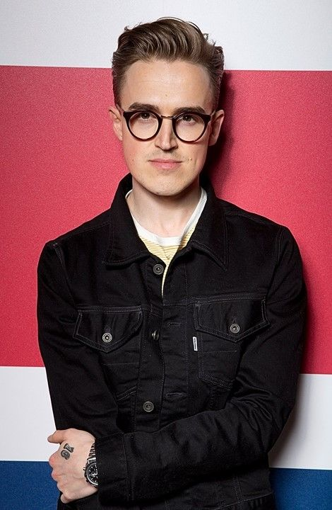 Tom Fletcher. McFly tour Anthology