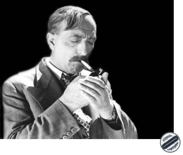Ο Βασίλης Λογοθετίδης ήταν από τους πρώτους ηθοποιούς του Ελληνικού Κινηματογράφου (βίντεο)