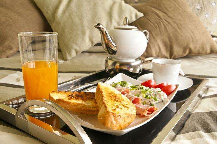 markoporto.pl, breakfast