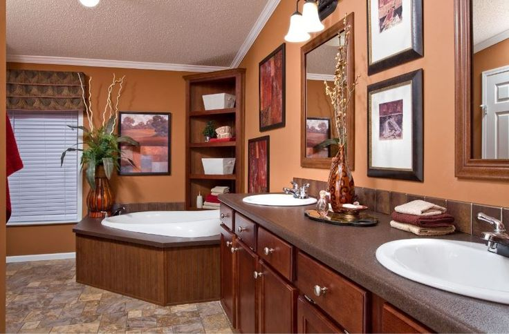 25 Best Ideas About Mobile Home Bathrooms On Pinterest Manufactured Home Renovation Mobile