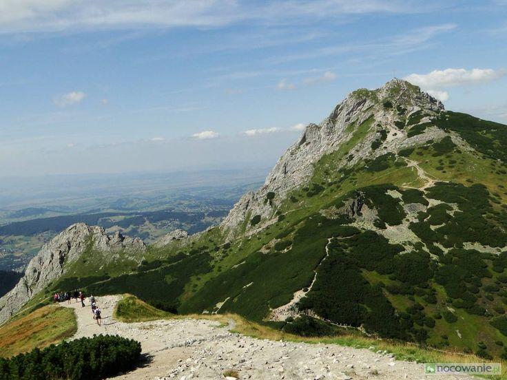 Giewont/ Mountains in Poland