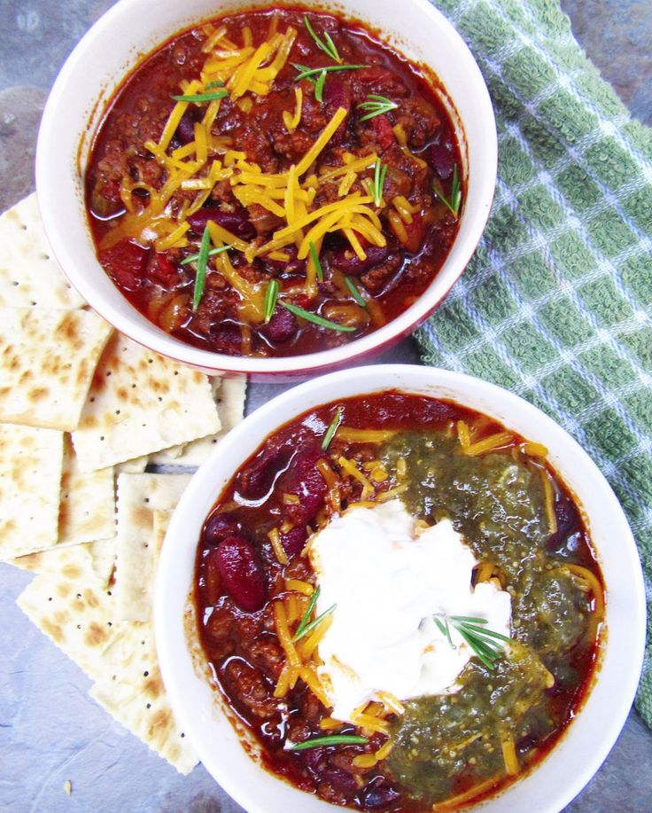 1000+ images about CHillies on Pinterest | Bean chili, White chicken ...