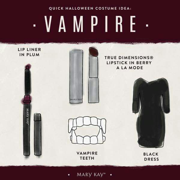 Halloween by Mary kay...http://www.marykay.com/nrodriguez9188