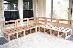 diy custom sectional corner sofa plan design natural pine wooden diy custom sectional corner sofa plan design natural pine wooden