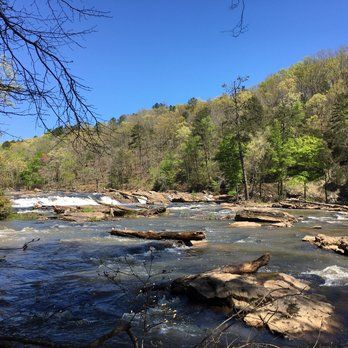 Sweetwater Creek State Park - Lithia Springs, GA, United States
