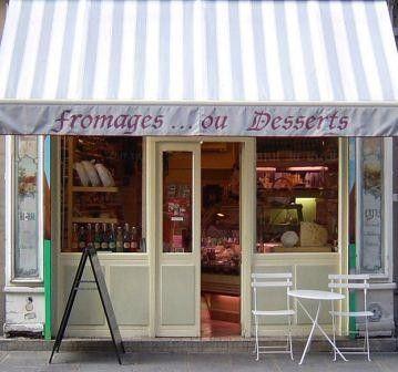 Paris has the most delightful shopfronts!