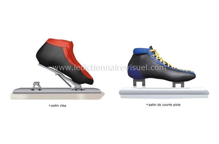 patins de course image