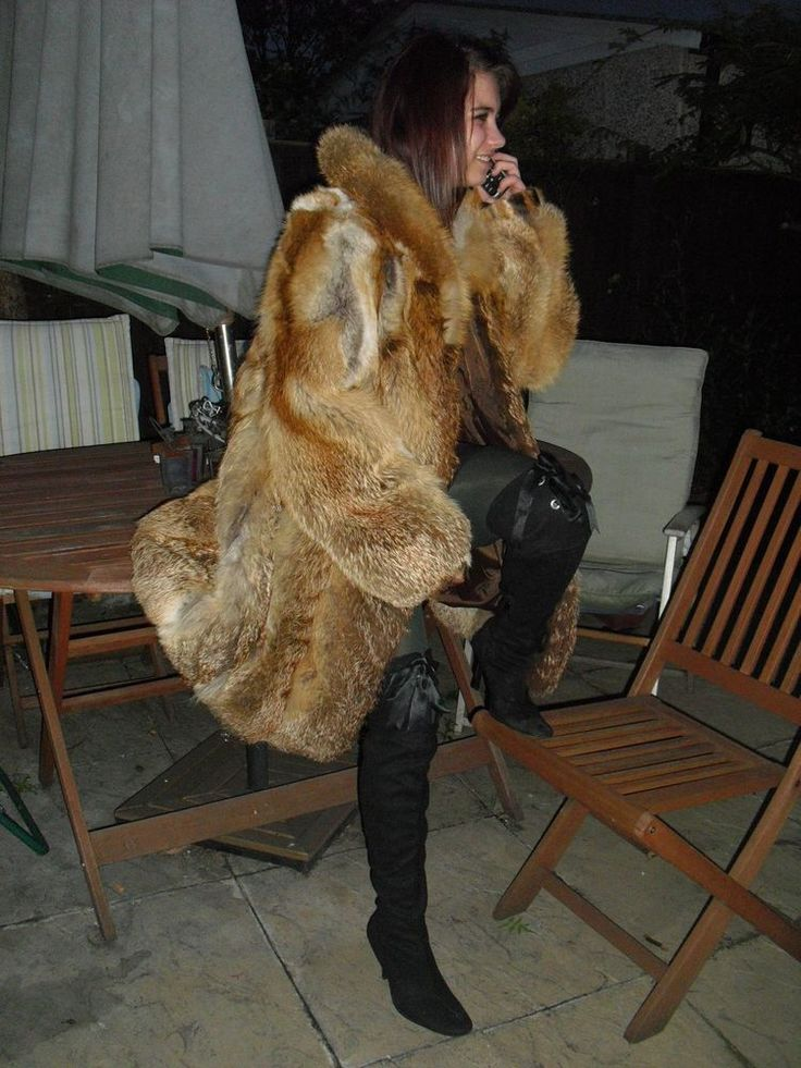 #genuine#real#crossed#red#gold#fox#fur#jWinter#club#acket#short#coat#Great#condition#UK#size#10#12#14#celebrities#style#