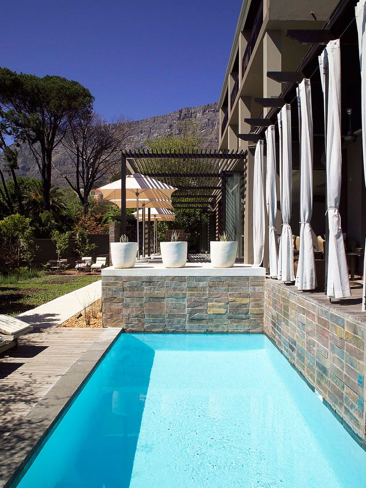 Pure, personal and peaceful place! Kensington Place hotel, Cape Town, South Africa