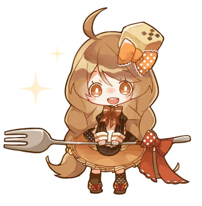 Chibi, Kawaii And Food