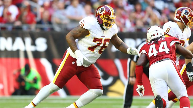 Morgan Moses contract details: Redskins' right tackle now second-highest paid