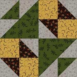 School Girl's Puzzle Quilt Blocks Offer Lots of Layout Possibilities: Make School Girl's Puzzle Quilt Blocks