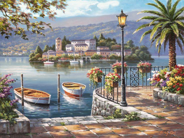 Mediterranean | Tile Mural Creative Arts  :)