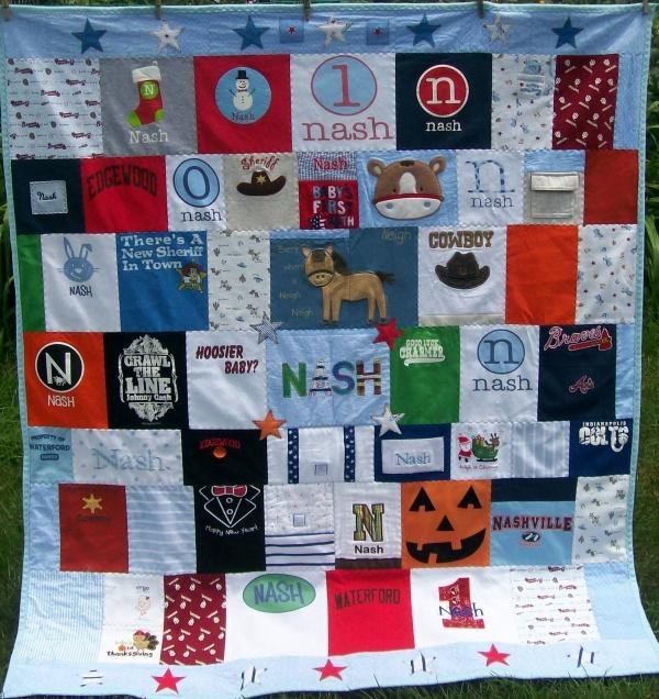 57 Best Baby Clothes Quilts Quiltkeepsake Com Images On Pinterest