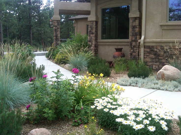 17 best images about berms on pinterest gardens shrubs and landscapes - Mountain garden landscaping ideas ...