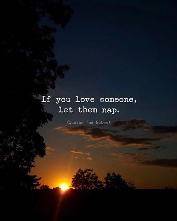 If You Love Someone Let Them Nap Via Http Bit Ly 2w6ugqh If You Love Someone Loving Someone Love You