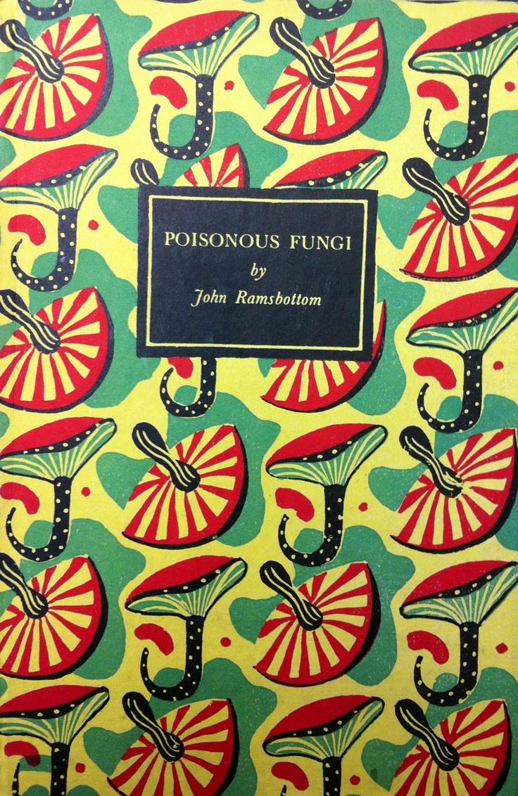 Poisonous Fungi vintage king penguin