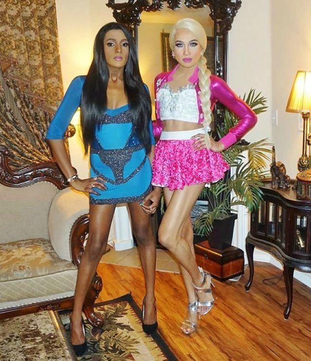 barbie escort sissy