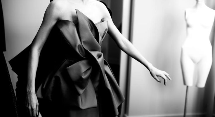 Lucian Matis Fitting Fall 2015 Photo by Ted Belton