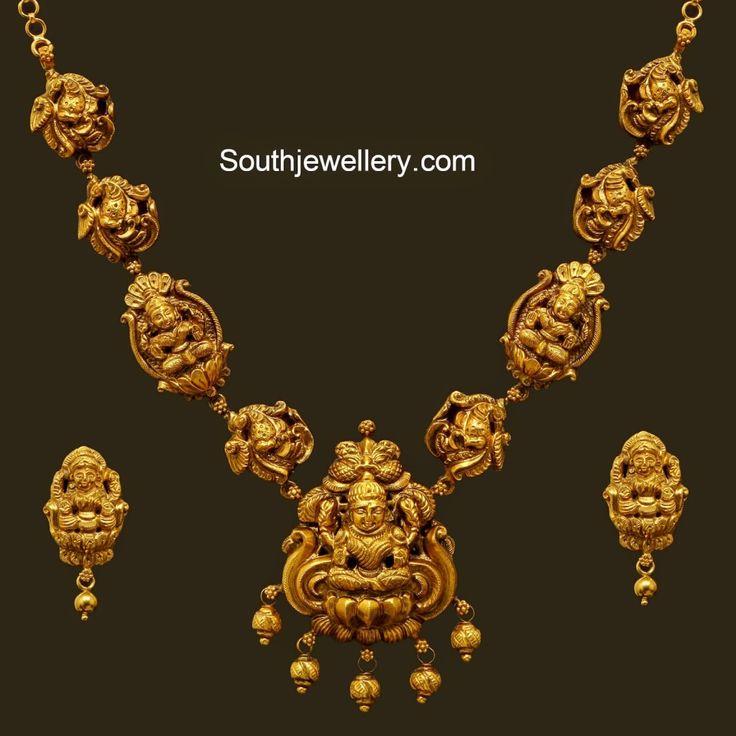 nagas short necklace