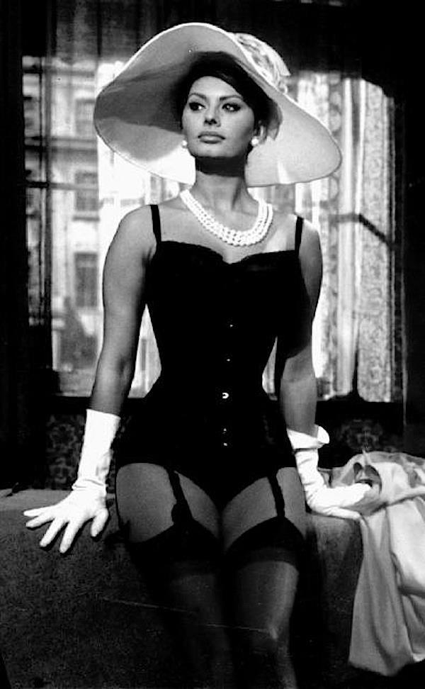 Sophia Loren, (born Sofia Villani Scicolone; 20 September 1934) is an Italian actress.
