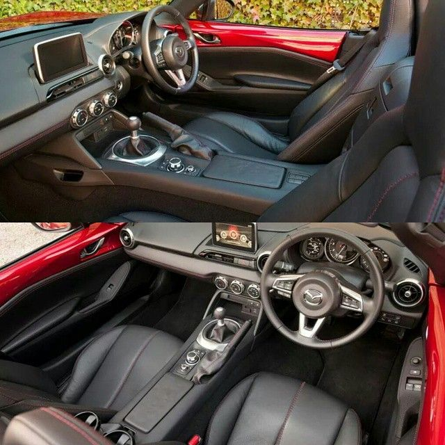 ND MX5 Interior