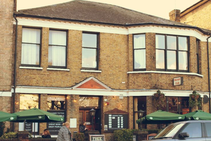 Balham Bowls Club // Best Sunday Lunches // London