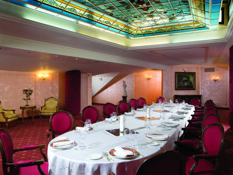 Grand Hotel Vanvitelli, Caserta (Italy).  Have a meeting like kings of Naples!