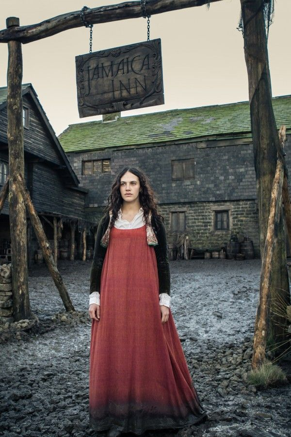 Jessica Brown Findlay Stars In BBC Drama Jamaica Inn: See The Exclusive First Pics | InStyle UK