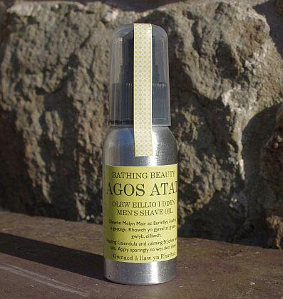 Ago Atat (Close Up) ~ Men's Shaving Oil