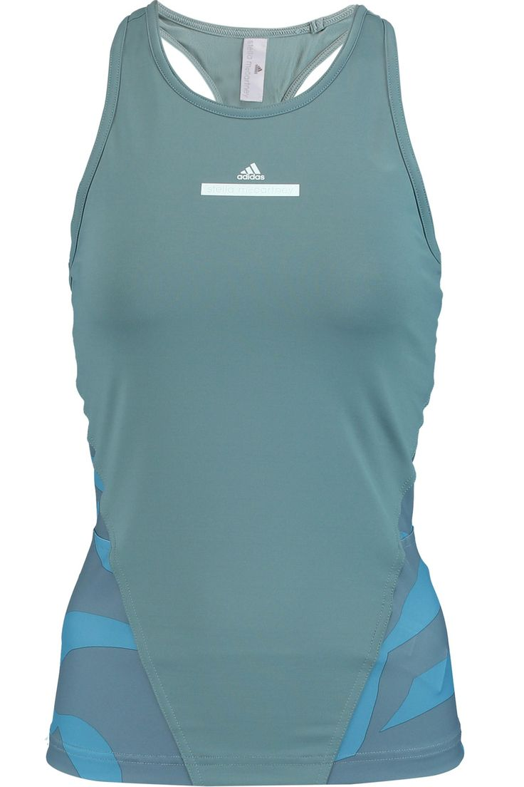 Shop on-sale Adidas by Stella McCartney Printed stretch tank. Browse other discount designer Activewear & more on The Most Fashionable Fashion Outlet, THE OUTNET.COM