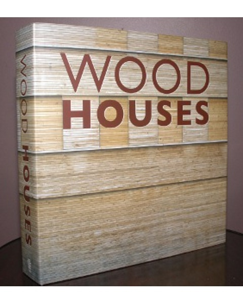 Book - Wood Houses  $99.90