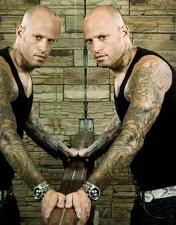 Ami James of Miami Ink