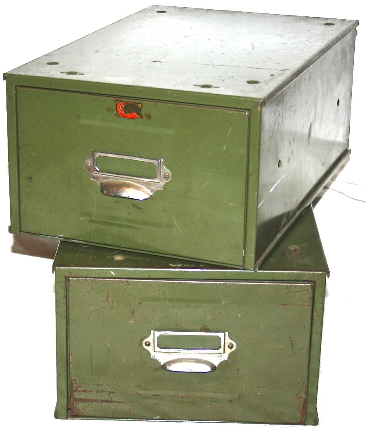 Our ever popular storage draws ..see them at the provide shop in the custard factory
