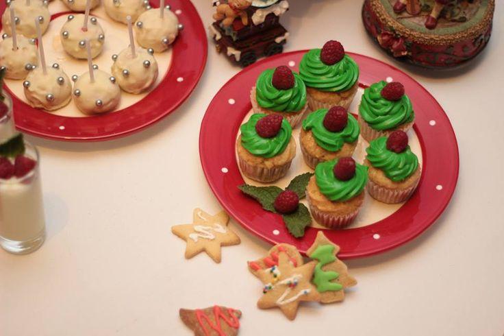 Pop Cakes, Mini Cup Cakes y Galletas!