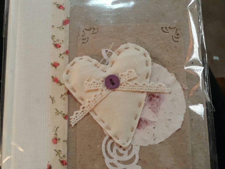 #Carteo. Cuadernos decorados. Papeles artesanales